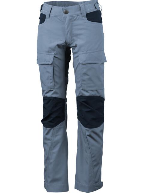 Lundhags Jr Authentic II Pants Sky Blue/Deep Blue